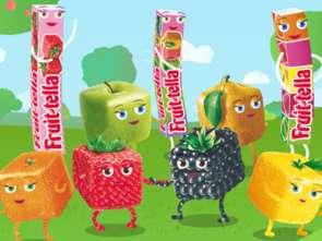 Fruittella z działaniami do najmłodszych