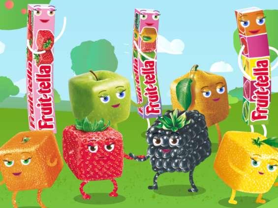 Fruittella działaniami do najmłodszych