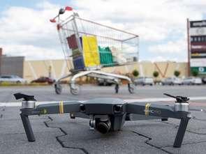 Drony w handlu to jeszcze pieśń przyszłości