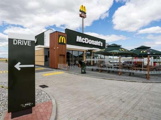 McDonald's w Nakle