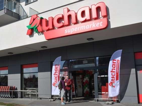 Znamy plany Auchan!