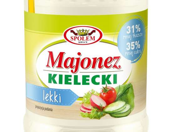 WSP Społem Kielce. Majonez Kielecki lekki