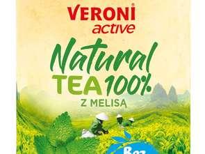 Zbyszko Company. Veroni active 100% Natural Tea
