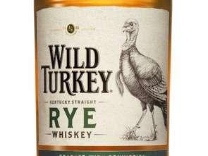Wild Turkey Straight Rye Whiskey wkracza do Polski