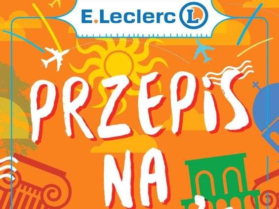 E.Leclerc zaprasza w kulinarną podróż