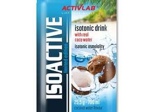 Regis. Woda kokosowa Isoactive