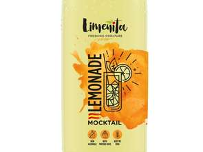 Limenita. Mocktail Lemonade