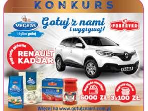 Kluczyki do Renault od Podravki wręczone