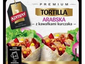 Tortille od Konspolu w nowym wydaniu