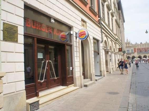 Burger King w Krakowie