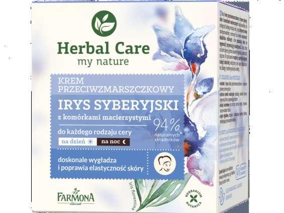 Herbal Care my nature. Aktywnie regeneruje