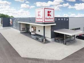 Kaufland w Tarnowie po modernizacji