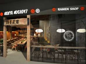 Menya Musashi Ramen Shop otwiera się w Blue City