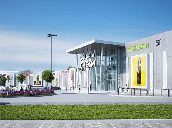 W Chełmie powstanie centrum handlowe