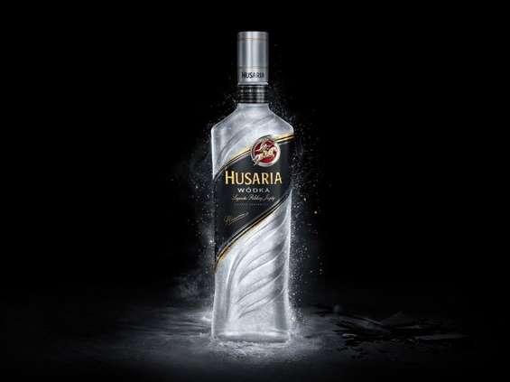 Wódka Husaria nagrodzona
