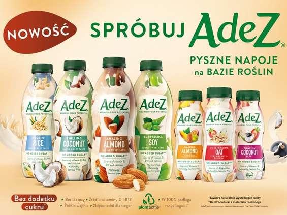 Coca-Cola wprowadza do Polski markę AdeZ