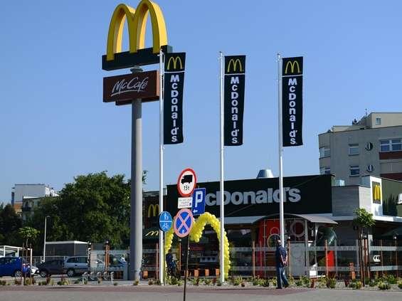 McDonald's w Sieradzu