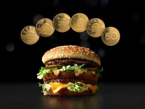 McDonald's z własnąwalutą