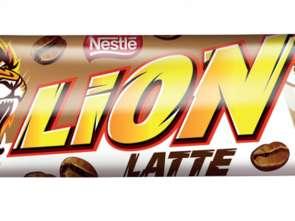 Nestle Polska. Lion Latte