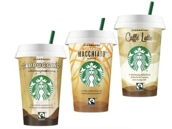 Arla Foods będzie rozwijać ofertę napojów kawowych Starbucks