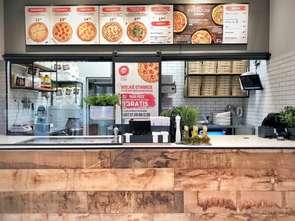 Pizza Hut Express w Parku Handlowym Auchan Bielany