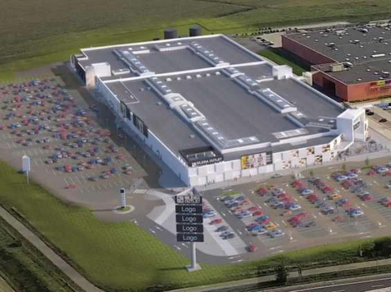 Silesia Outlet będzie połączone z CH Auchan Gliwice