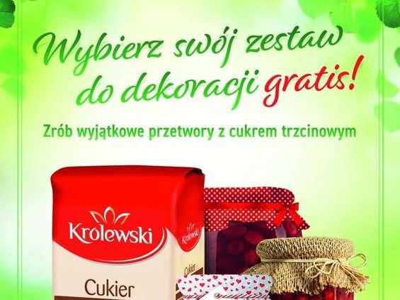 """""""Słodki Gest"""" Cukru Królewskiego"""