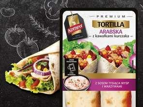 Tortille Konspol w kampanii