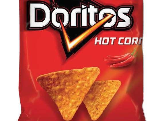 Marka chipsów Doritos wkracza do Polski