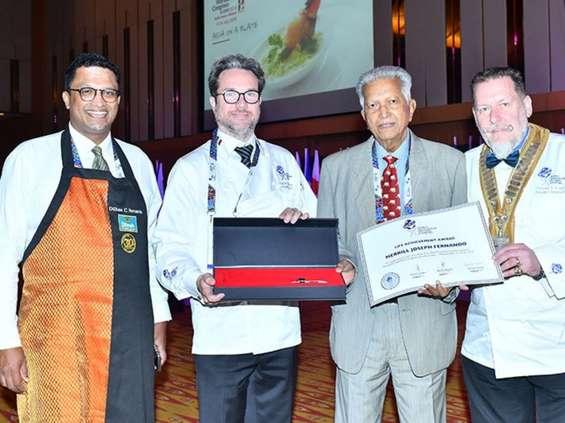Założyciel firmy Dilmah nagrodzony