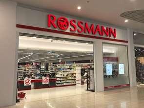 Rossmann w krakowskim Pasażu Tesco