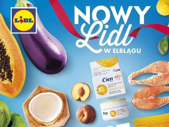 Nowe Lidle w Elblągu i Radlinie