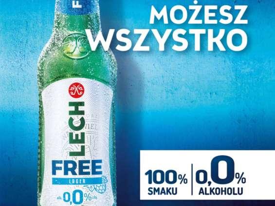 Lech Free 0,0% - ty też pokaż, że #możeszwszystko