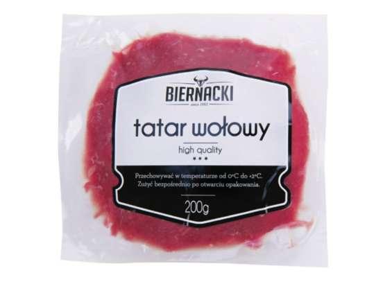 Tatar z Lidla z salmonellą