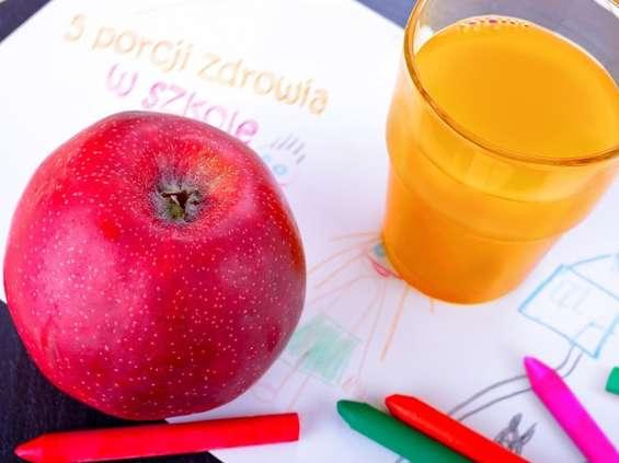 5 porcji zdrowia w szkole