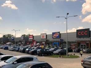 Park Handlowy w Olecku już otwarty