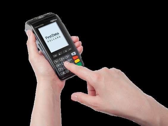 First Data Polcard wprowadza terminale Ingenico
