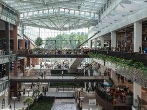 Centra handlowe nadal rosną
