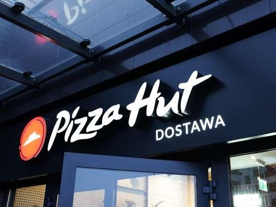 Pizza Hut Delivery z trzecią restauracją w Krakowie