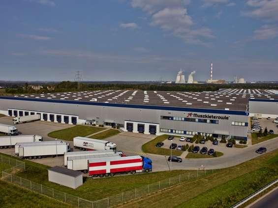 Intermarché zostaje w Distribution Park Portfolio w Mysłowicach