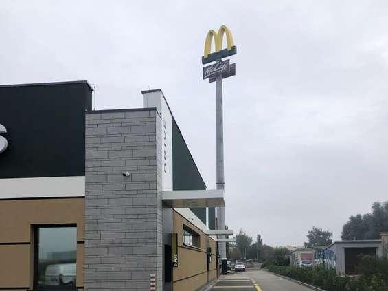 Trzeci McDonald's w Kaliszu już działa