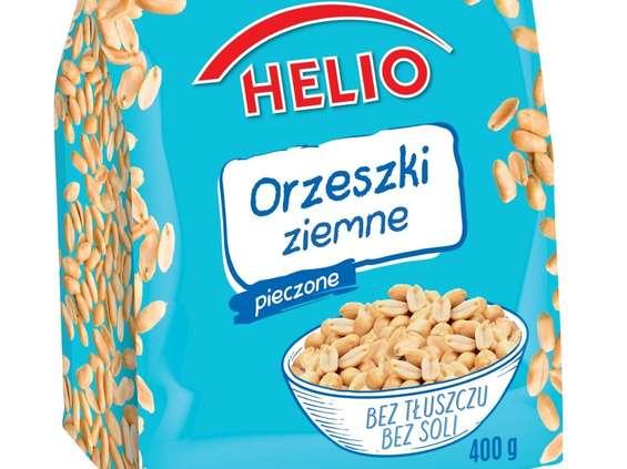 Helio. Orzeszki ziemne