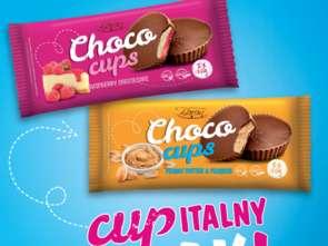 Choco Cups  z silnym wsparciem sprzedaży