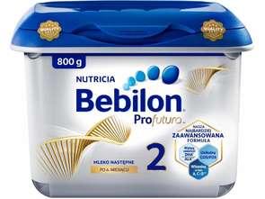 Bebilon Profutura 2 - nowe opakowanie, nowa kampania