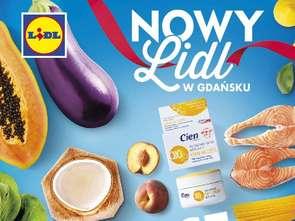 Nowy Lidl w Gdańsku