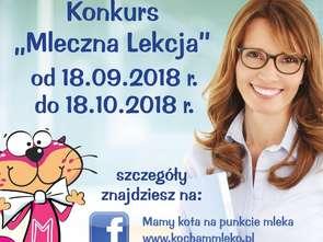 Wygraj odwiedziny kota Mleczysława