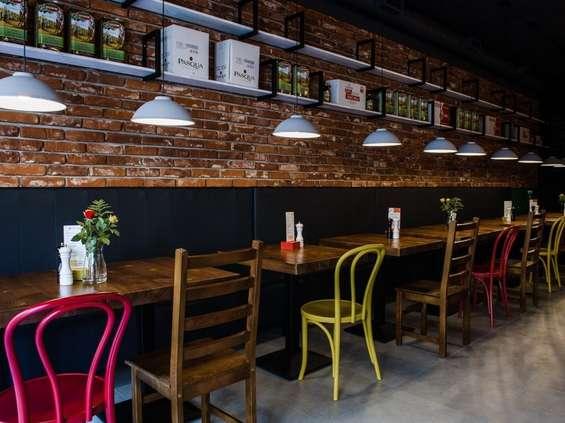 Sfinks otwiera Fabrykę Pizzy w Krakowie