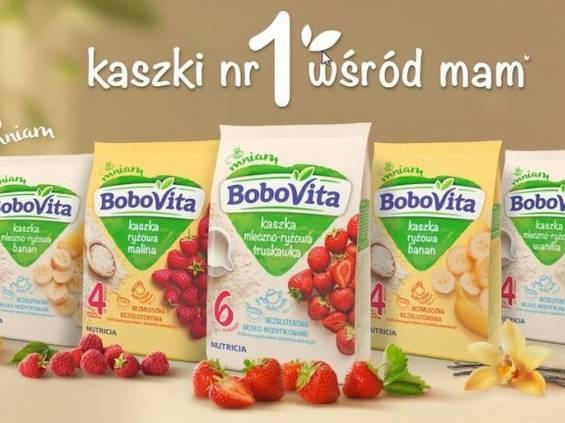 BoboVita wystartowała z ogólnopolską kampanią 360°