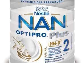 Nestlé Polska. Nan Optipro Plus 2 HM-O