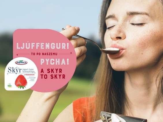 Skyr - jogurt typu islandzkiego po naszemu